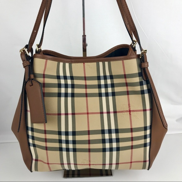 d5bf3502f46b Burberry Handbags - Burberry Horseferry Small Canterbury Tote 39393771